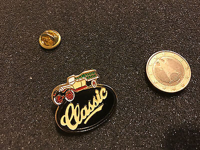 Bier Beer Pin Badge Tuborg Classic Bier Classic Car Variante 3