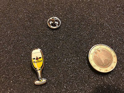 Bier Beer Pin Badge Radeberger Bierglas