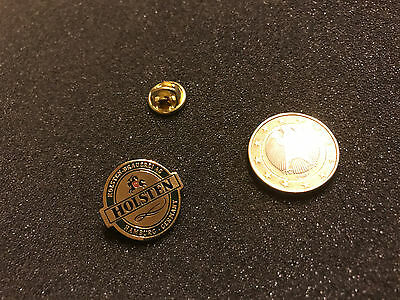 Bier Beer Pin Badge Holsten Brauerei Logo Wappen