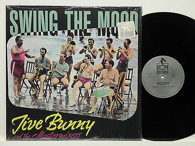 ✰ Ex Jive Bunny & The Mastermixes Swing The Mood Bcm Records Germany Ms✰5L7E26✰
