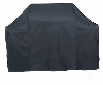 Hongso C7573 Barbecue Grill Cover Replacement 7573 for Weber Spirit 200/300 Gas