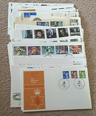 Bulk Lot 25 International Covers Stamps Collection