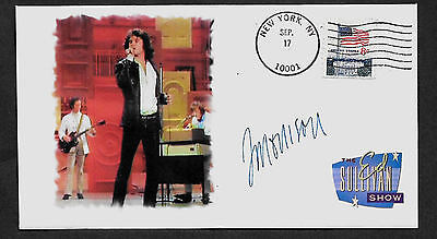 The Doors Ed Sullivan Show Featured on Ltd Edition Collector's Envelope *A1052
