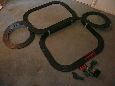 Tomy AFX Track Setup with Controllers & Power Pack ... No cars