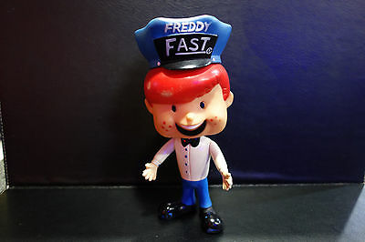 Freddy Fast Gas advertising figure DAKIN ad figure