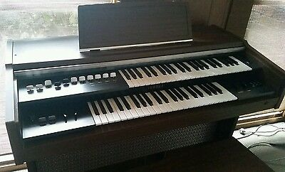 Yamaha Electric Organ Model B-6D 1970s RETRO Hipster Barely Used EXCELLENT