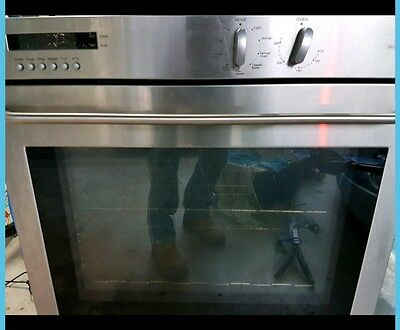 Stainless steel Electric St George Fan Forced Oven