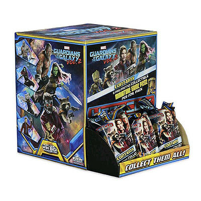 Heroclix Guardians of the Galaxy Volume 2 (Gravity Feed of 24) NEW Wizkids Games