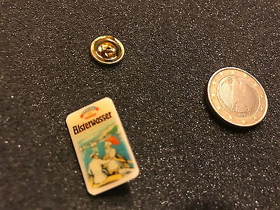 Bier Beer Pin Badge Elsterwasser