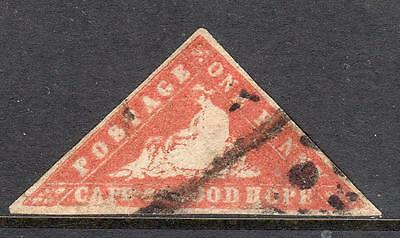 C.O.G.H. SG 13b Nice looking Fine Used 1d. WOODBLOCK (cat £5000) See description