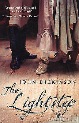 The Lightstep by John Dickinson (Paperback) New Book