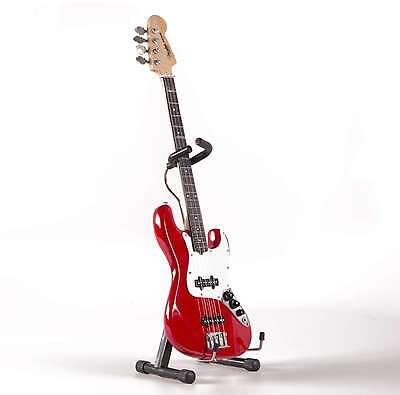 Axe Heaven Fender Licensed Red Jazz Bass 1/4 scale Miniature Collectible FJ-001