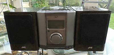 JVC UX-1000GR MICRO HIFI COMPONENT SYSTEM STEREO CD PLAYER RADIO for home pub