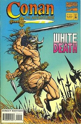 Conan the Adventurer (1994-1995) #2