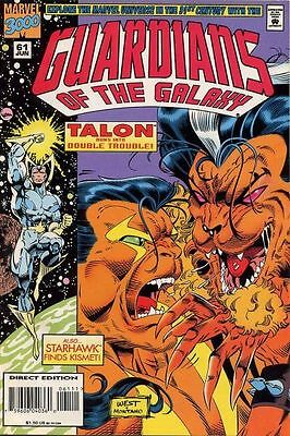 Guardians of the Galaxy Vol. 1 (1990-1995) #61