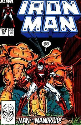 Iron Man Vol. 1 (1968-1996) #227