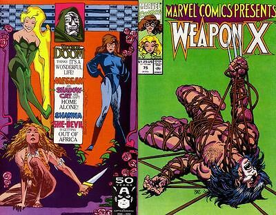 Marvel Comics Presents (1988-1995) #75