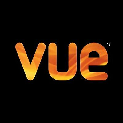 2 Vue E code 2D movies only (NO BOOKING FEE) ADULT/CHILD