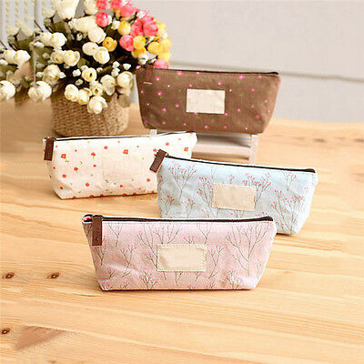 Students Pencil Case Lovely Simple and Natural Pencil Bag Cute Stylish Pen Bag