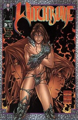 Witchblade (1995-2015) #5