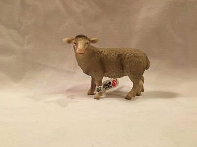 Retired Schleich Sheep Standing 13283 New with tag