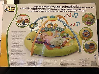 Baby musical Play Mat Activity Gym
