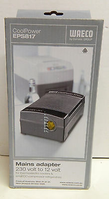Waeco Coolpower Eps817 Mains Adapter 230V To 12V - Rrp $99  Brand New!!!