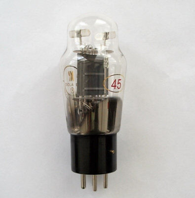 KR Audio 45 Matched Pair (2 matched tubes)