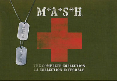 MASH: The Complete Series Collection Seasons 1-11 (DVD 33 Disc Box Set) *NEW*