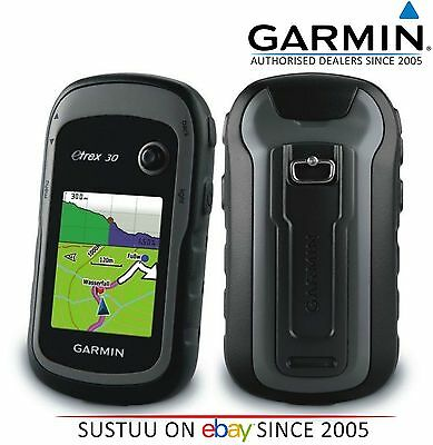 Garmin Etrex 30 Handheld Outdoor Colour Mapping GPS Compass Barometer Altimeter