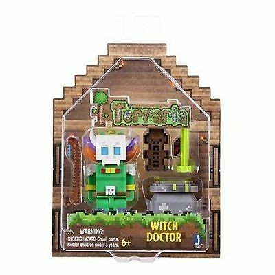Terraria Witch Doctor Toy With Accessories - NEW - FREE SHIPPING!!!
