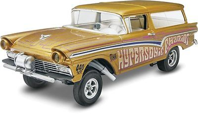 Revell 1:25 1957 Ford Gasser 2 'n 1 Plastic Model Kit