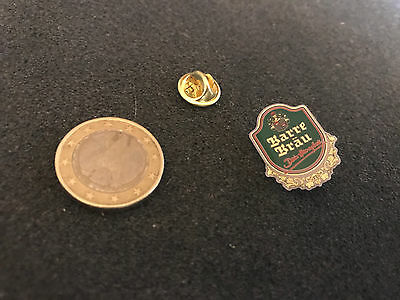 Bier Beer Pin Badge Barre Bräu Wappen