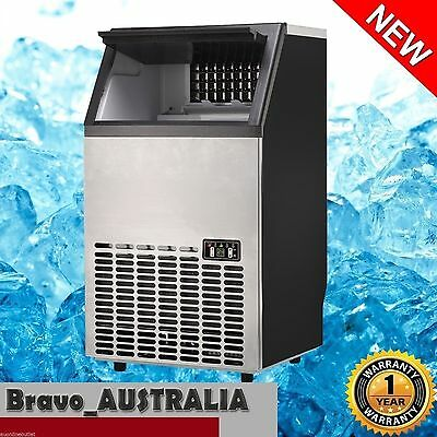 Commercial Ice Maker Portable Cube Machine Auto Snow Home Business 400W