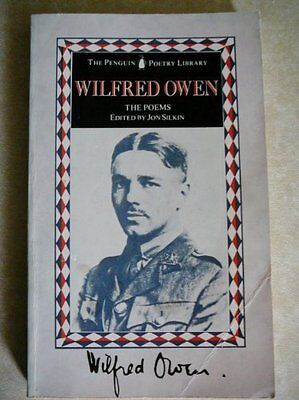 The Poems (Poetry Library) By Wilfred Owen, Jon Silkin