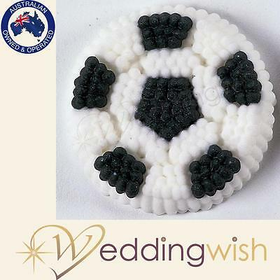Wilton Soccer Ball Icing Decals