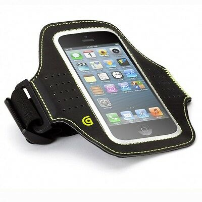 Griffin Trainer Iphone 5S 5 5C Se Ipod Touch 5Th/6Th Sports Armband Case Black