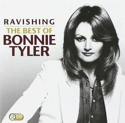 Bonnie Tyler ~ Ravishing * The Best of * NEW 2CD SET