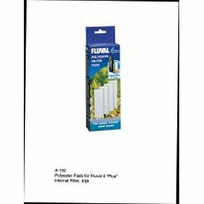 Fluval 4 Plus Polyester Pad 4pk A192