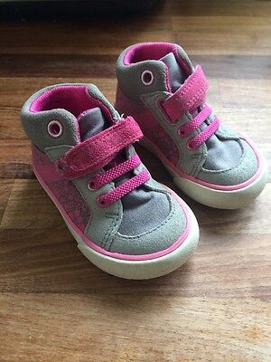 Clarks First Shoes Uk3.5 G Girls