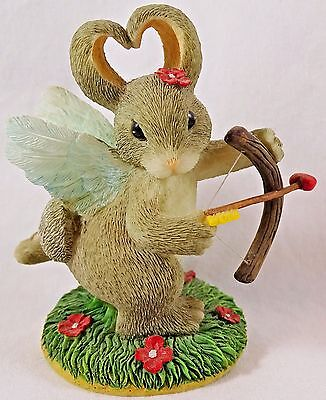 Charming Tails Figurine I'm Your Love Bunny