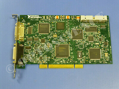 National Instruments PCI-1426 NI IMAQ Video Framegrabber Card, Camera Link