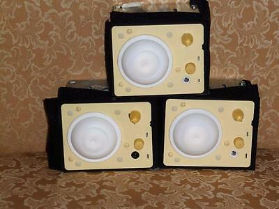 3 Medela Advanced Pump in Style Replacement Breast Pump Motors-ALL WORKING!