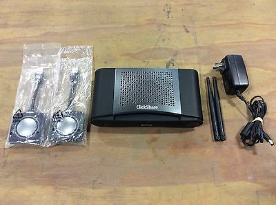 Barco ClickShare Wireless Presentation System CSE-200 iPhone android