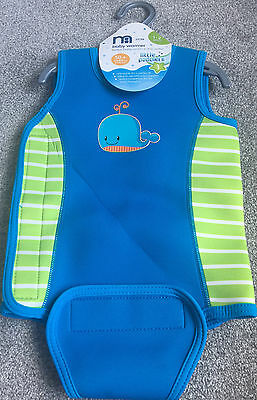 Mothercare Swimming Baby Warmer 1-2 Years New