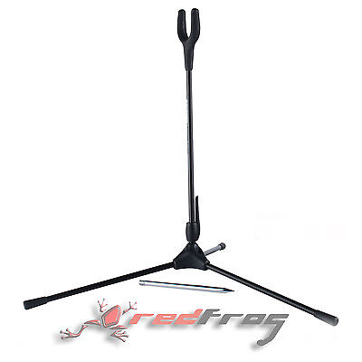 New SF Archery Axiom Recurve Compound Bow Stand Anodised Metal Tripod Target