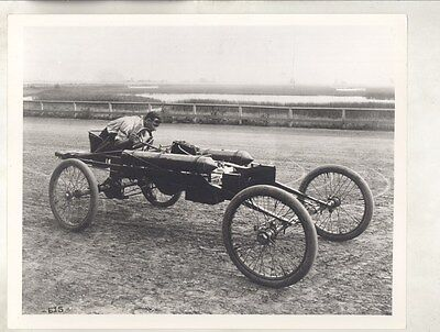 1903 Oldsmobile Pirate Flyer Race Car Factory Photograph ww9001