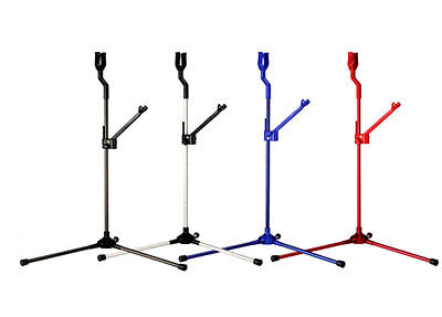 New Cartel Archery RX-10 Tall recurve Bow Stand Light Weight Robust Aluminuim