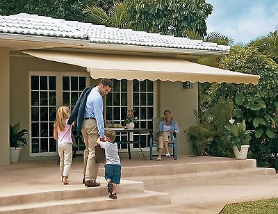 retractable x sunsetter compare buy by dealsan motorized on awning patio awnings prices com deck