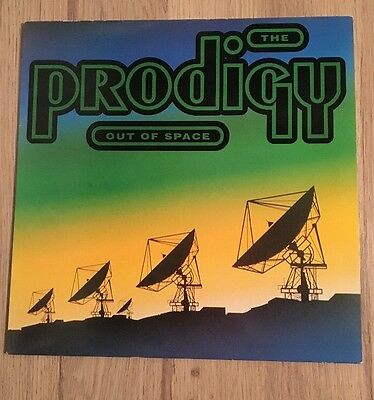 "The Prodigy - Out Of Space, XLT35, 12"" Vinyl"